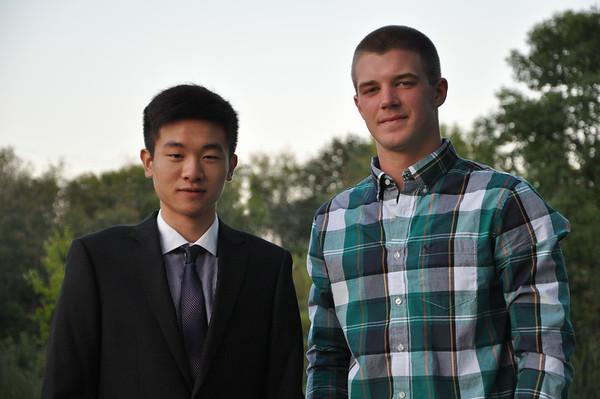 Jared and Ryan